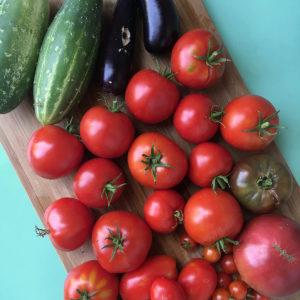 Légumes de notre potager