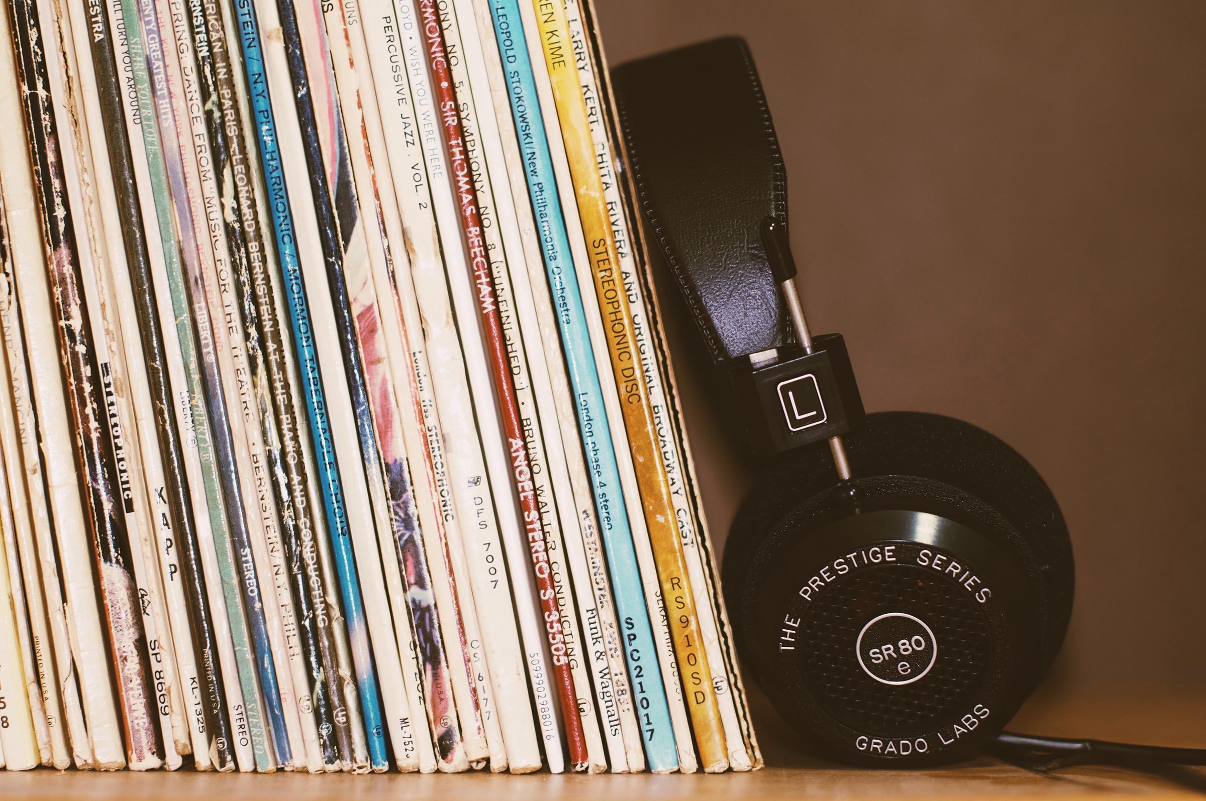 disques et casques